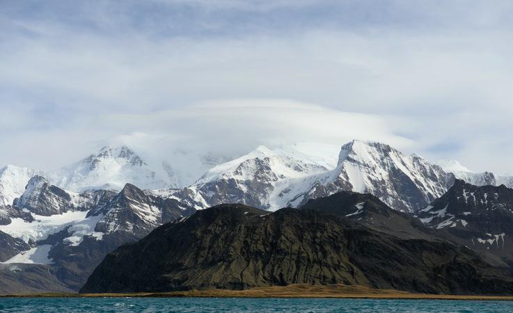 Die Insel, die rund 164 km lang und 33 km breit ist, bietet Nistmöglichkeiten für Millionen von