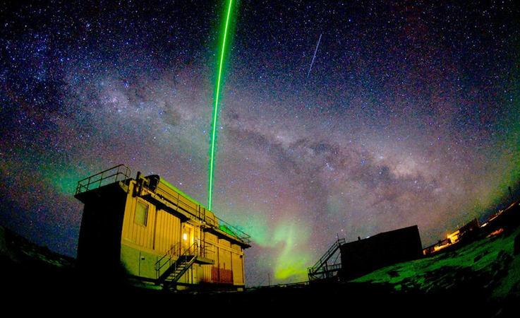 Um herauszufinden, wie superkalte Wolken entstehen und existieren, werden Forscher grüne