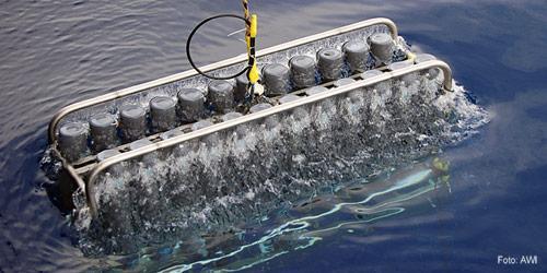Tiefenwassersonde