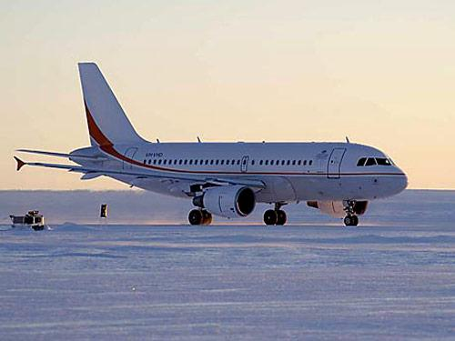A319-ACJ-Antarktis
