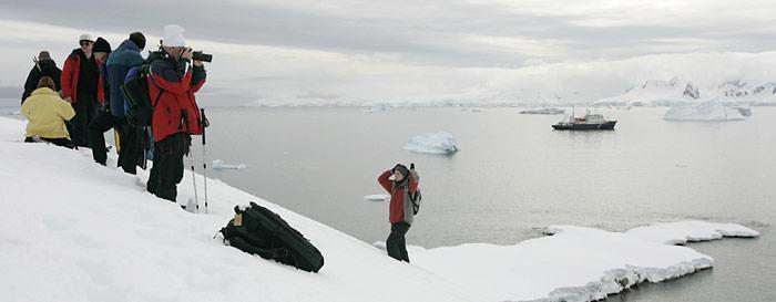 Im Winter 2011/12 zählte die IAATO 26'519 Touristen in der Antarktis, was ein Rückgang um 22% gegenüber dem Vorjahr bedeutete.
