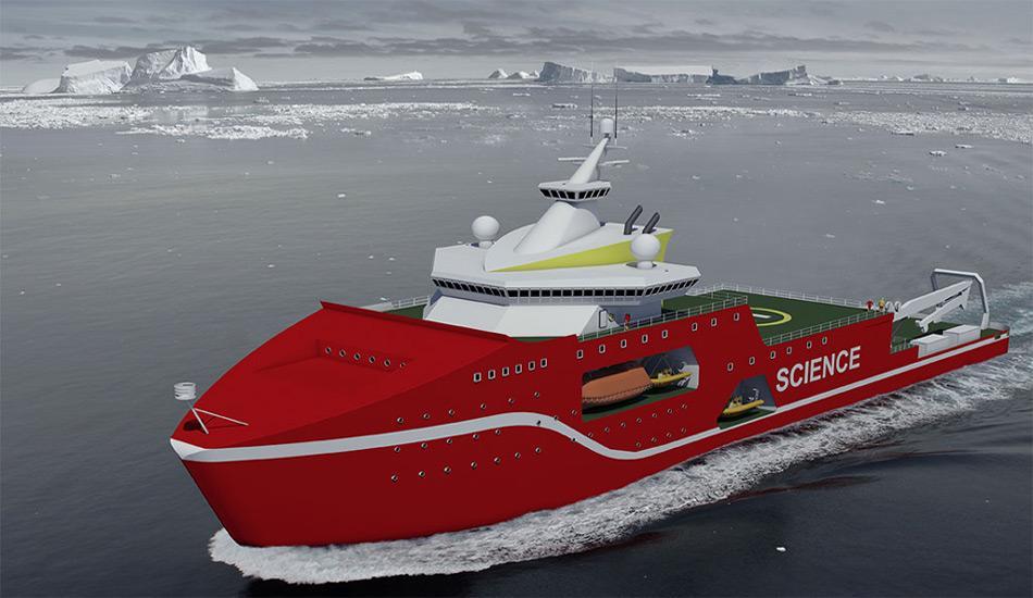 Als eine der führenden Nationen ist Grossbritannien auf neuste Technik angewiesen, wenn es um die Erforschung der Antarktis geht.