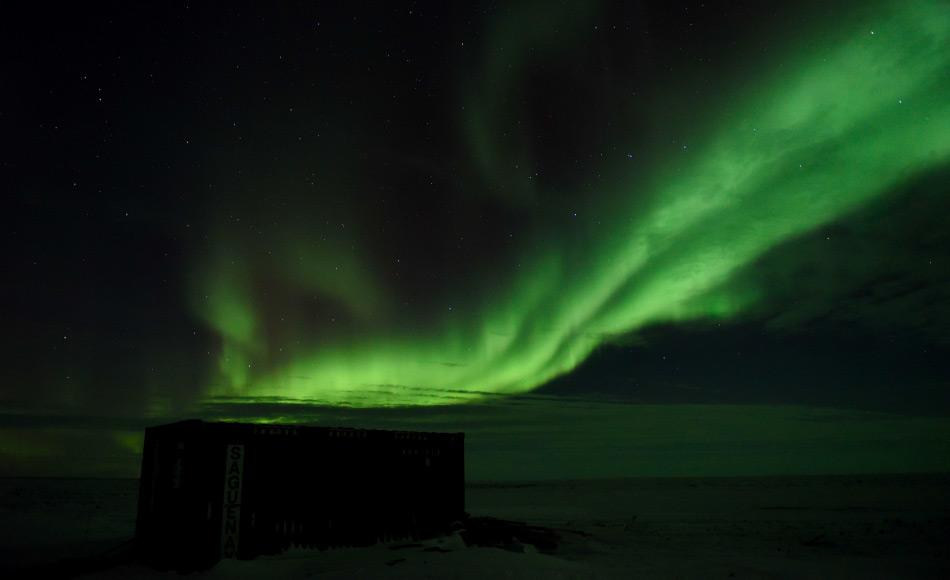 Die mystischen Nordlichter sind eines der Phänomene, die detaillierter mit der neuesten Anlage untersucht werden können. Dadurch könnten die Geheimnisse von Atmosphärenphänomenen erforscht werden. Bild: Michael Wenger