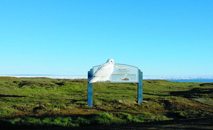 Der nördlichste Punkt des amerikanischen Kontinents bei Point Barrow war schon immer ein wichtiger