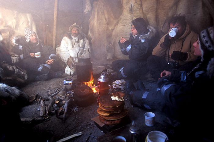 Chukotka-Nomadenzelt