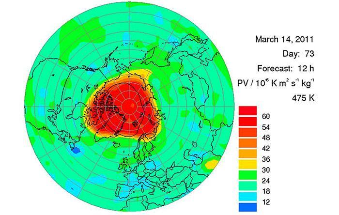 Ozonverlust-14.03.2011
