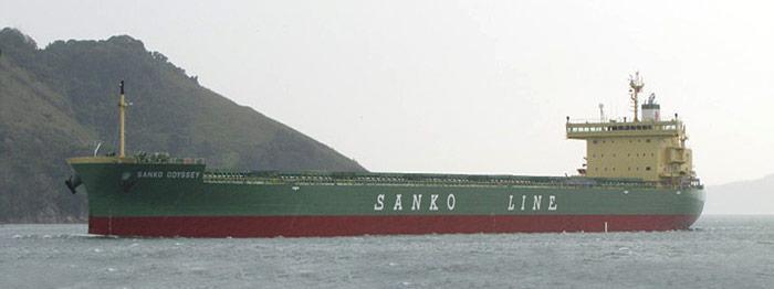 Sanko-Odyssey