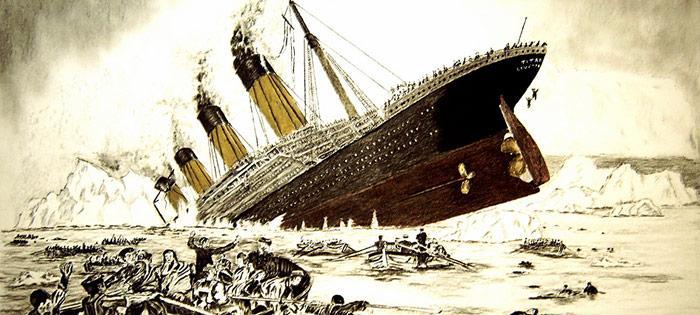 Mit heutigen Mitteln der Eisbergerkennung wäre der Untergang der Titanic mit ziemlicher Sicherheit nicht passiert.Mit heutigen Mitteln der Eisbergerkennung wäre der Untergang der Titanic mit ziemlicher Sicherheit nicht passiert.