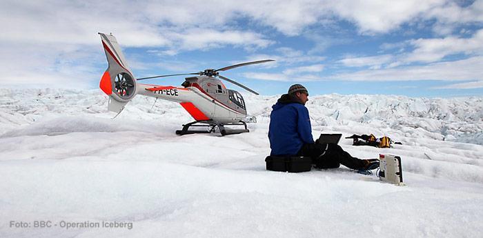 Wie üblich bei BBC-Filmen wird auf die Kosten nicht geachtet, selbst Helikopter kommen zum Einsatz. Dabei entstehen atemberaubende Filmaufnahmen.