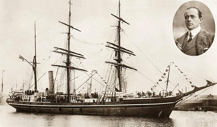 Die «Terra-Nova-Expedition» von 1910–1913, geleitet von Robert Falcon Scott hatte das Ziel für England als Erste den Südpol zu erreichen, was aber nicht gelang.