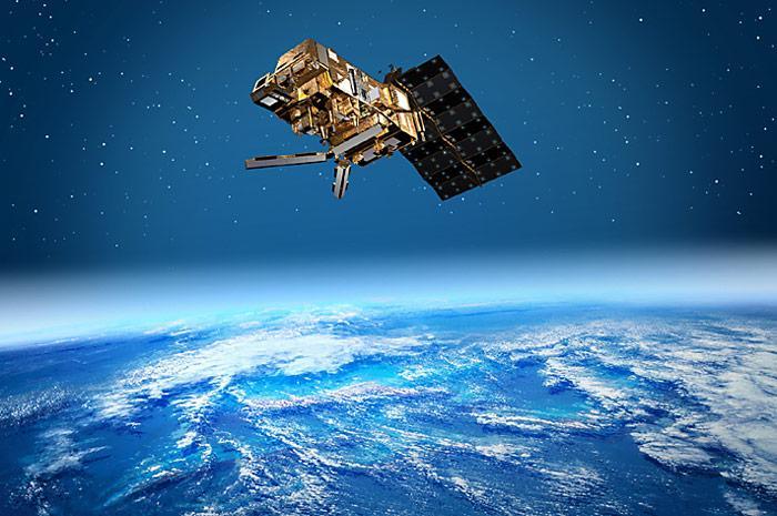 Metop-Satellit