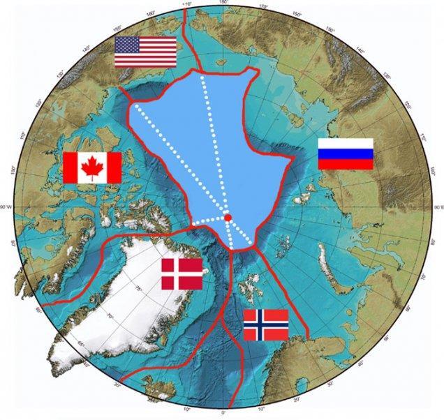 Karte-Verteilung