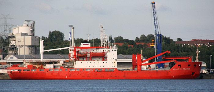 RV Akademik Fjodorow