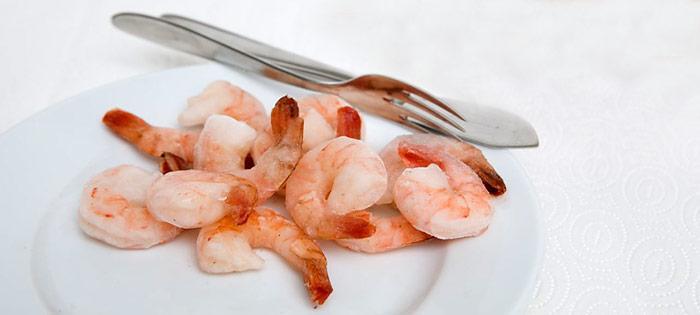 Europa ist Hauptabnehmer der norwegischen Garnelenfischerei.