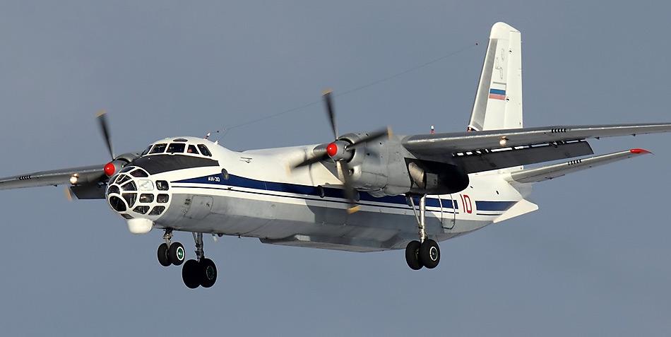Die Flugplätze auf den Neusibirischen Inseln und Franz Josef Land können bereits wieder mit grösseren Maschinen angeflogen werden.
