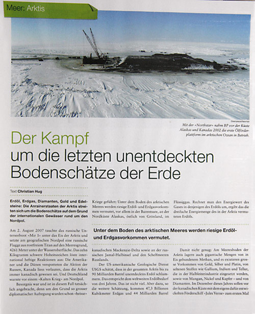 Greenpeace-Magazin