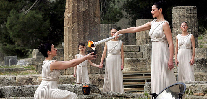 Olympia Flamme