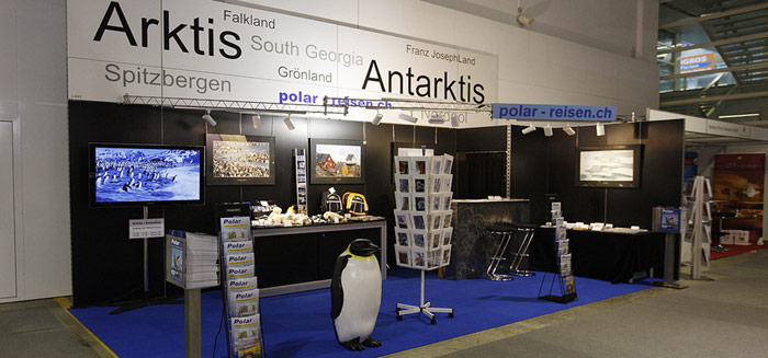 PolarNEWS an der FESPO 2012