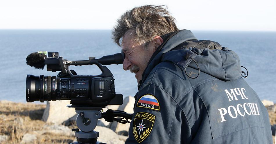 Mit der Kamera über Wochen mit dabei war Werner Breiter. Daraus entstand ein spannender Film, den es nun als DVD in deutscher und russischer Sprache gibt.