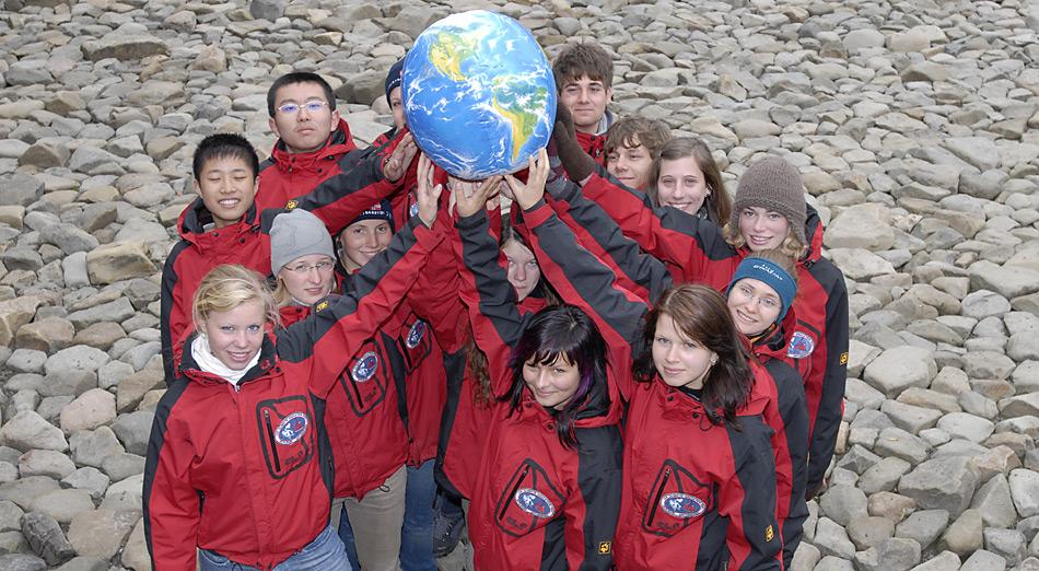 Regelmässig organisiert Arved Fuchs Jugendcamps. «Ich möchte jungen Menschen die Natur und das Verständnis dazu näher bringen», so Arved Fuchs.