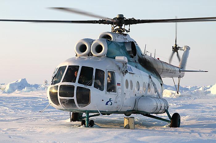 MI-8 Helikopter