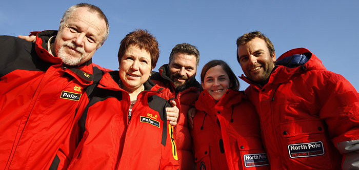 Nordpol Crew