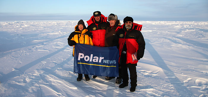PolarNEWS am Nordol